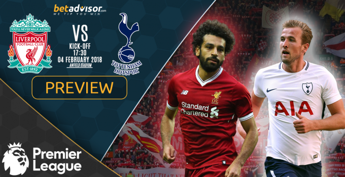 liverpool vs tottenham 2
