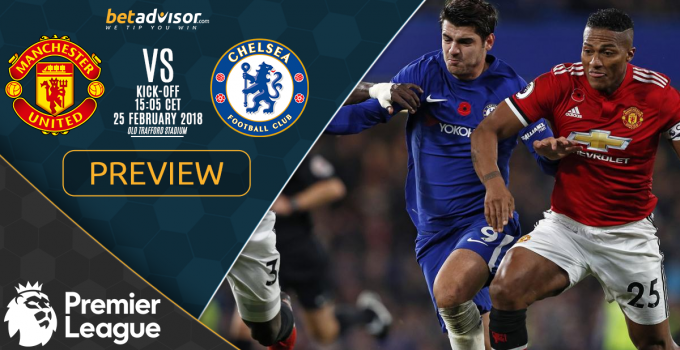 man united vs chelsea prieview